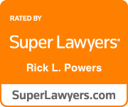 Super Lawyers - Rick Powers